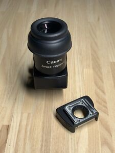 Canon Angle Finder C Excellent Condition $90.00