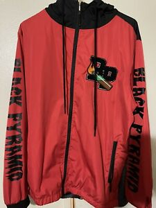 Black Pyramid Chris Brown Jacket. Large