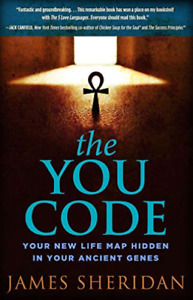 James Sheridan The You Code BOOK NEW