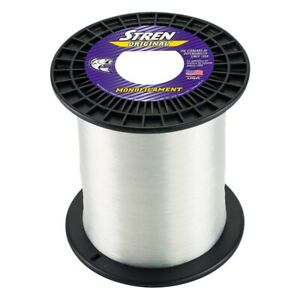 Stren Original Monofilament Clear Blue 2400 yds.