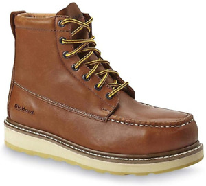 DieHard Work Boot Men#x27;s 6#x27;#x27; Soft Toe Wedge Boots for Construction Lightweight