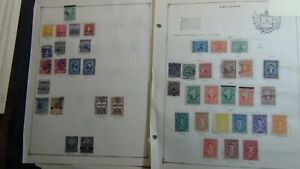 El Salvador loaded classic stamp collection on Scott pages $279.95