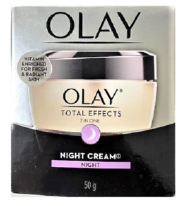 Olay Total Effects 7 in 1 Anti Aging Night Firming Cream 1.7 oz $12.75