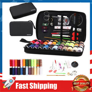 Travel Sewing Kits for Adults DIY Beginners Sewing Lovers Easy to Carry $20.99