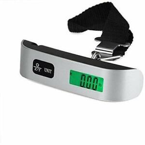 Luggage Scale Handheld Portable Electronic Digital Travel 110LBS 5Core LSS004 $6.88