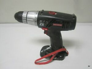 Craftsman Angle Drill Only 14.4 Volt EX $23.69