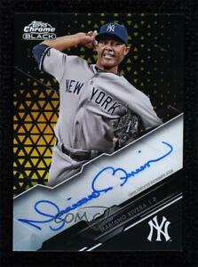 2020 Topps Chrome Black Gold Refractor 50 Mariano Rivera #CBA MR Auto HOF $202.50