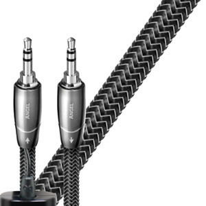 AudioQuest Angel 72V DBS Analog Audio Interconnect 3.5mm Mini to Mini Cable 1.5 $1449.95