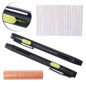 Tailors Chalk Pen Marker Pencil Sewing Fabric Leather Sew Cloth Marking Set US $7.26