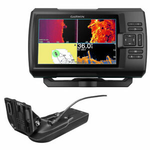 Garmin STRIKER Vivid 7sv Fish Finder GPS With GT52HW TM Transducer 010 02553 00 $499.99