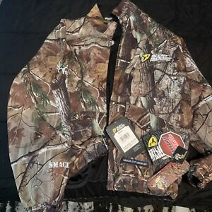 Scent Blocker Bone Collector Smackdown Cold Fusion Jacket Brand New Large