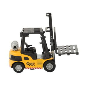 Schylling Forklift Toy Diecast Truck Kids Construction Play Model Vehicle DCFL