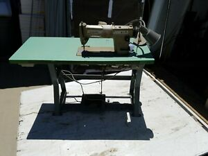 Heavy Duty High Speed Industrial Singer Professional Sewing Machine 191D300A $450.00