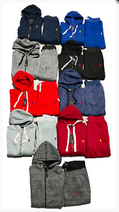 NEW Polo Ralph Lauren Sweat Suit Seven Colors Mens Full Suit Free Shipping $89.00