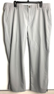NWT Under Armour Golf Pants Mens 40x30 Gray Lightweight $54.95