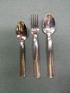36 Pinehurst Pattern Stainless Flatware USA Spoons amp; Forks NEW 2nd $36.00