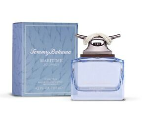 Maritime Journey for Men by Tommy Bahama Eau de Cologne Spray 4.2 oz New in Box $37.95