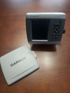 GARMIN 440 GPSMAP CHART PLOTTER MARINE BOAT FISH FINDER GPS w MOUNT COVER $219.99