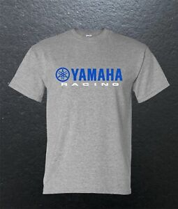 Yamaha Motorcycle Supercross Racing YZF T Shirt Blend S M L XL $14.99