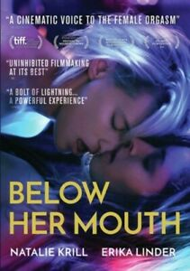 BELOW HER MOUTH $21.06