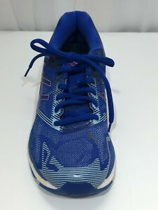 AMPUTEE Replace RIGHT SHOE Asics Gel Running Shoe Women's Size 8 Blue T750N $15.00