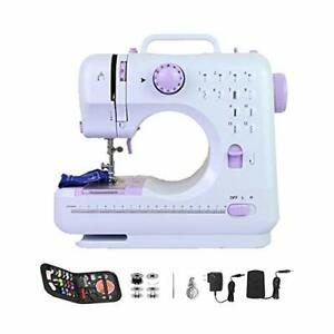 Sewing Machine for Beginners Mini Portable Small Sewing Machine Easy to Large $118.77