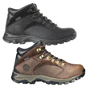 NEW Men#x27;s Timberland Rock Rimmon Mid Waterproof Hiking Boots Pick Size amp; Color
