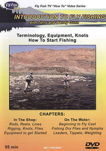 Introduction To Fly Fishing with Terry amp; Wendy Gunn