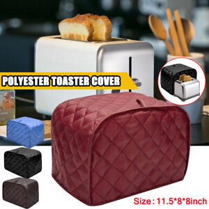 Toaster Cover 2 Slice Small Appliance Cover Kitchen Protector Toaster Free Dust