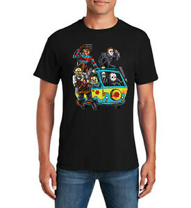Scary halloween Funny T shirt $16.00