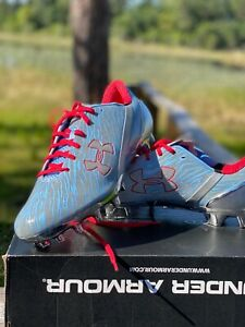 under armour football cleats size 14 $75.00