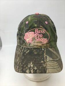 Bass Pro Shops Youth Hunting Camo Adjustable Hat Cap