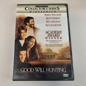 Good Will Hunting Collector#x27;s Series Rating R 60% OFF 4 DVDs Free Ship $2 Each