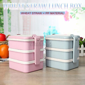 2 Colors Portable Car Electric Heating Lunch Box Food Bento Warmer Container