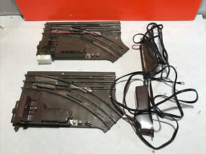 Lionel Trains 027 Remote Control Switch Turnout Two Right Hand 6 5122 $20.00