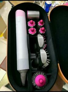 DYSON Airwrap Hair Styler 8 Heads Multi function Hair Styling Pink Free PP UK GBP 299.00