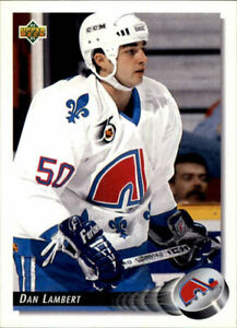 A6842 1992 93 Upper Deck Hockey Card #s 251 500 You Pick 10 FREE US SHIP $1.19