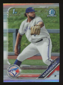 2019 Bowman Chrome Draft Refractors BB You Pick Complete Your Set F11 $1.49