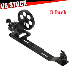 Bobbin Winder For Industrial Sewing Machines 3quot; Large Wheel Black 3 inch $13.99