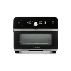 Instant Pot Omni Plus 10 in 1 Air Fryer Toaster Oven Black Stainless Steel