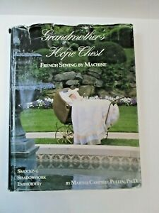 Signed GRANDMOTHERS HOPE CHEST FRENCH SEWING BY MACHINE free ship $18.99