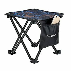 Small Camping Stool Fishing Travel Outdoor Folding Stool Portable Stool for