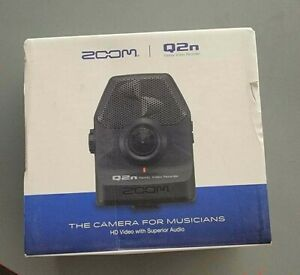 Zoom Q2n Action Camera Mountable 1080p 30 Fps 3.0 MP