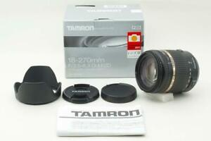Super Superb Tamron 18 270Mm F3.5 6.3 Diii Pzd A Mount For Sony Aps C Only B008S $269.99