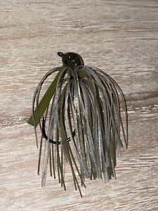 Bass Fishing Jig Tennessee Shad 3 8oz With Mustad Ultra Point