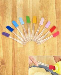 Set Of 10 Mini Spatulas Comes In A Variety Of Colors $14.75
