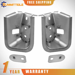 LeftRight Die Stamped Front Cab Mount w Nut plate For 1994 02 Dodge Ram Pickup $174.78