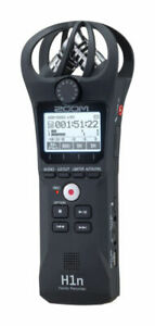Zoom H1n Handy Portable Recorder New In Box Lowest Price