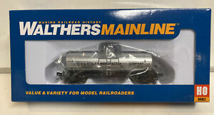 Walthers HO Scale AE Staley 36#x27; 10000 Gallon Tank Car #20612
