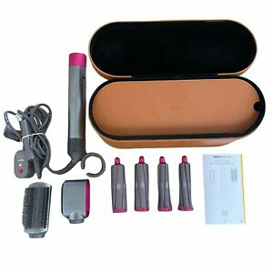Dyson Airwrap Volume Shape Styler with Attachments And Storage Case $349.00